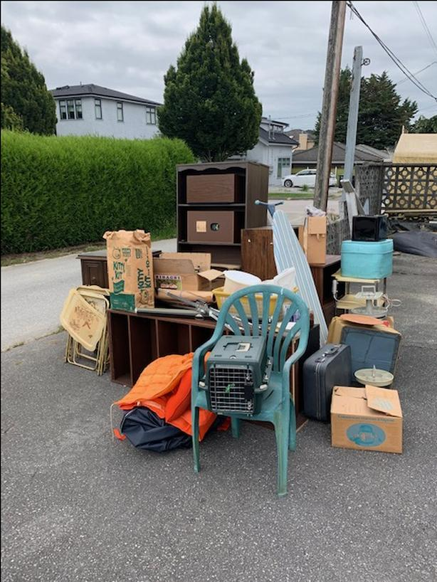 FREE: AssortedHousehold Items