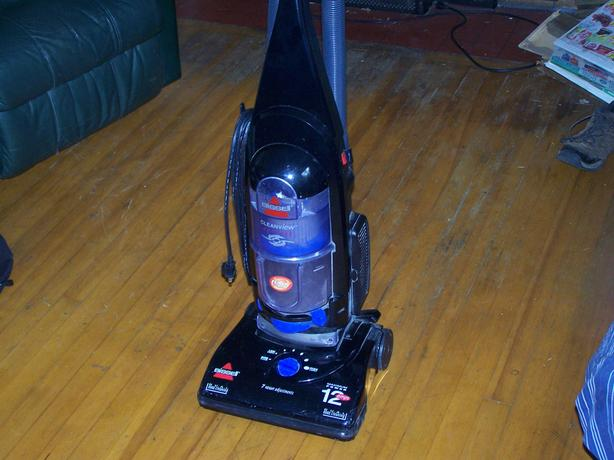 Bissell  Upright Vacuum