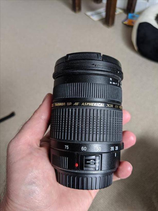 Tamron lens for Canon  NEW PRICE