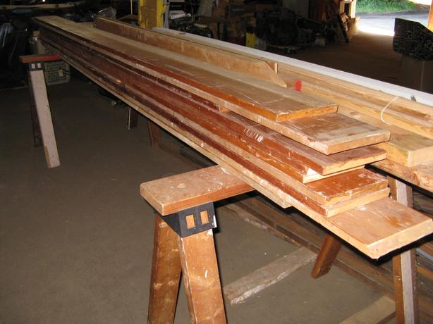 "MAHOGANY 3/4"" X 8""X 11 FT FOR FASCIA , BOATS , FURNITURE  $3/FT 250-361-7700"