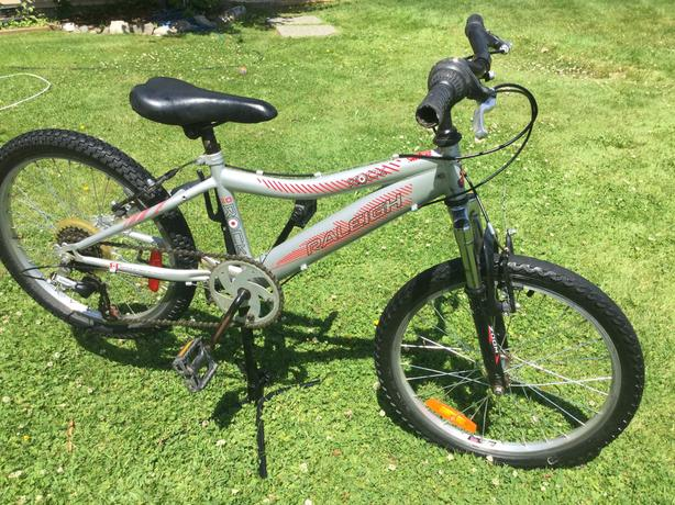 "Kids Mt Bike 20"". Wheels"