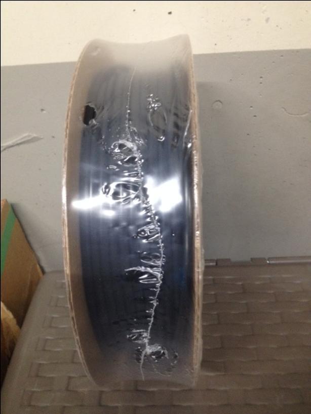edge guard molding bulk rolls
