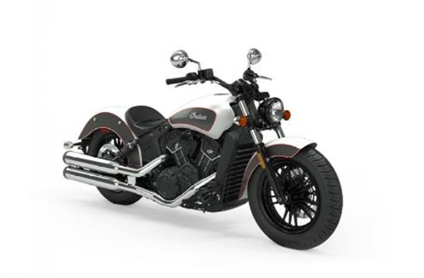 2020 Indian Motorcycle Indian Scout® Sixty ABS - Two-Tone Option