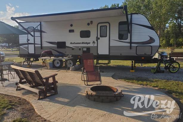 Autumn ridge (Rent  RVs, Motorhomes, Trailers & Camper vans)