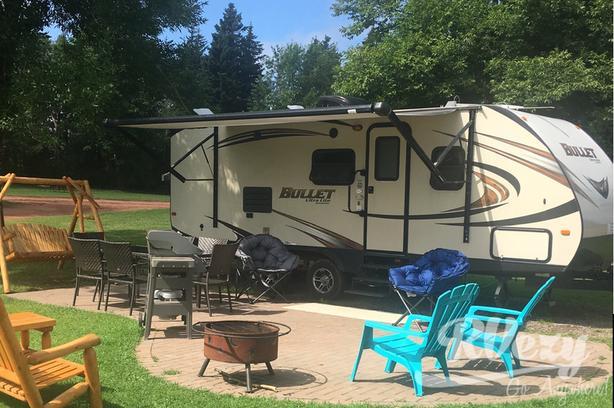 Bullet Ultra Light (Rent  RVs, Motorhomes, Trailers & Camper vans)