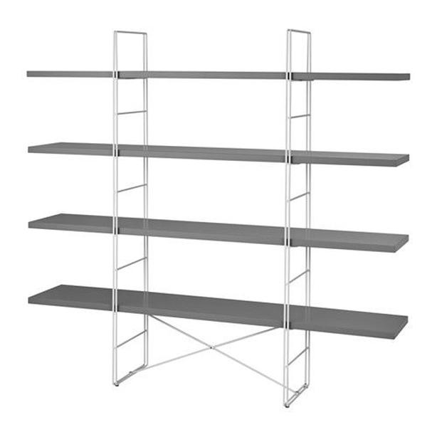 Large modern shelf unit