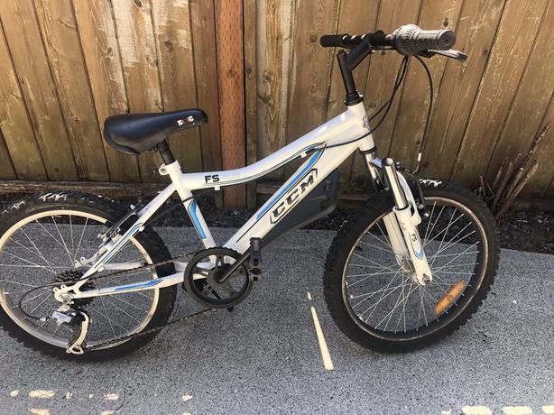 CCM Childs Bike