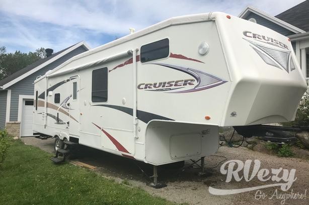 32BL (Rent  RVs, Motorhomes, Trailers & Camper vans)