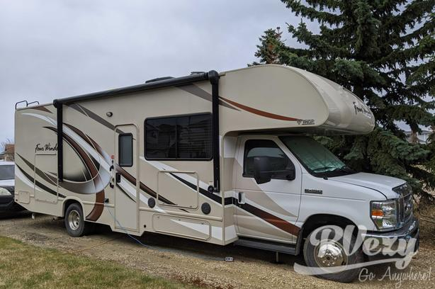 Four wind  (Rent  RVs, Motorhomes, Trailers & Camper vans)