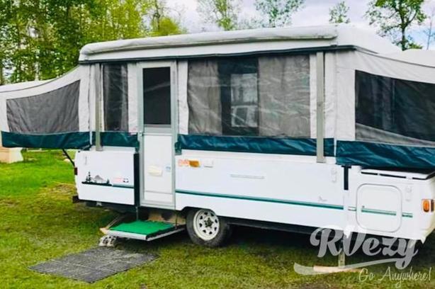 Mesa  (Rent  RVs, Motorhomes, Trailers & Camper vans)