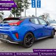 2019 Hyundai Veloster Turbo Tech w/Performance Package Two-Tone Manual