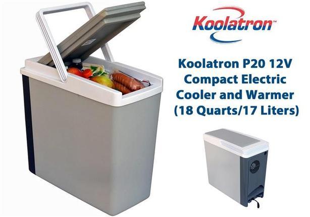 Koolatron P20 Electric Cooler & Warmer