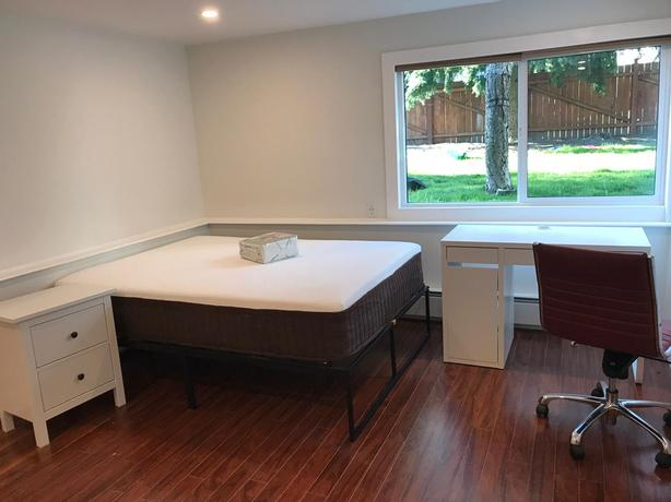 Newly Renovated Suite (Great room for UVic students students)