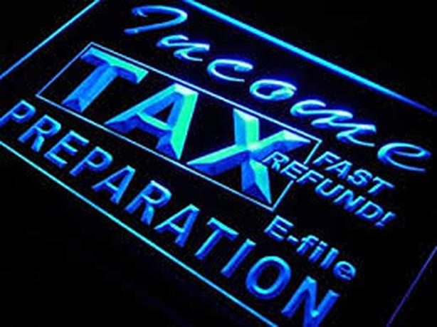 █ █ Income tax return $30 E-file by Professional Accountant █ █