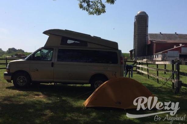 Chevrolet MC Junior (Rent  RVs, Motorhomes, Trailers & Camper vans)