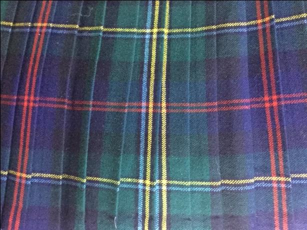 Kilt, Blazer , Accessories, Garment Bag