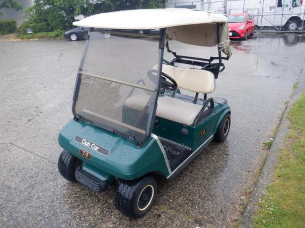 2007 Club Car Golf Cart Gas Power