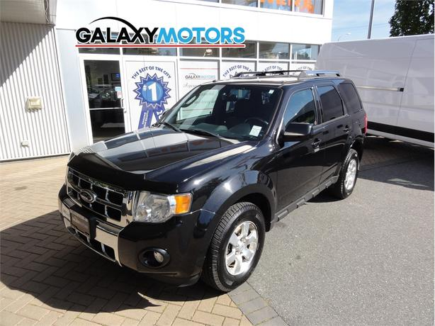 2011 Ford Escape LIMITED - Leather, Sunroof, Heated Seats