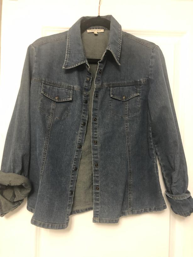 Denim Jacket Lightweight