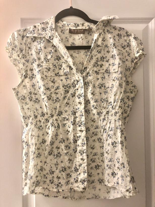 Floral Shirt Summer Extra Large XL