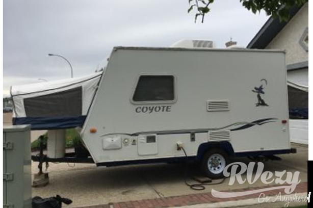 coyote (Rent  RVs, Motorhomes, Trailers & Camper vans)
