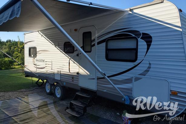TBUD26 (Rent  RVs, Motorhomes, Trailers & Camper vans)