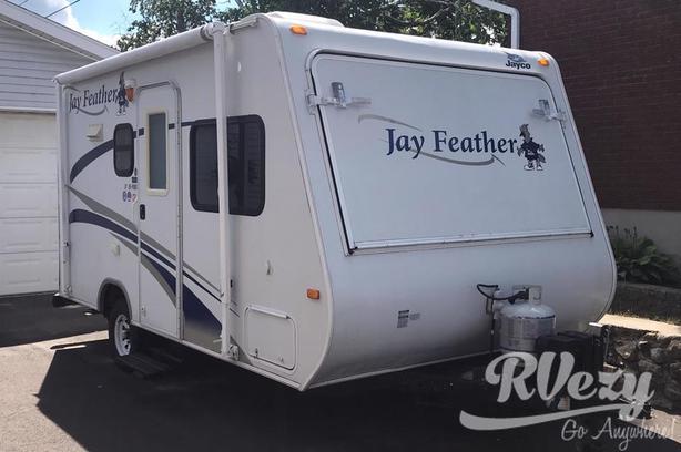 EX-Port 17C (Rent  RVs, Motorhomes, Trailers & Camper vans)