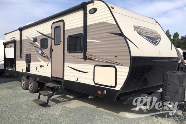 autumn ridge 29bhu (Rent  RVs, Motorhomes, Trailers & Camper vans)