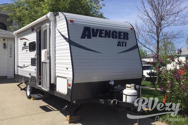 17BH (Rent  RVs, Motorhomes, Trailers & Camper vans)