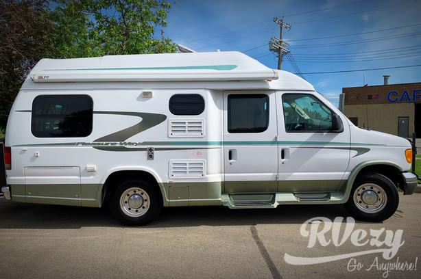 Ford (Rent  RVs, Motorhomes, Trailers & Camper vans)