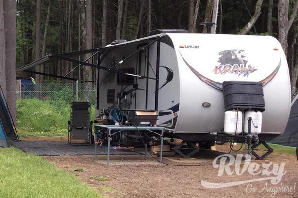 Koala 18BH (Rent  RVs, Motorhomes, Trailers & Camper vans)