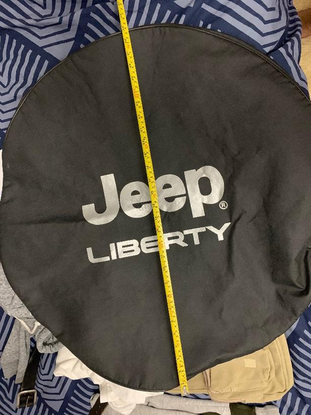 New never used TIRE COVER