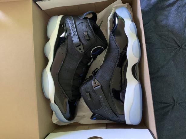 Jordan 6 fresh out of box