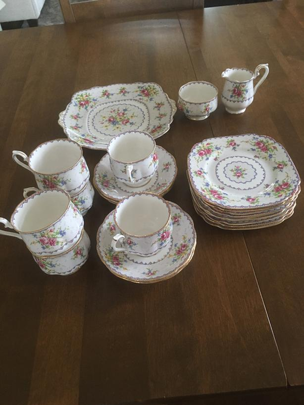 Petit Point China   Reduced!