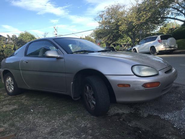 1992 Mazda MX3