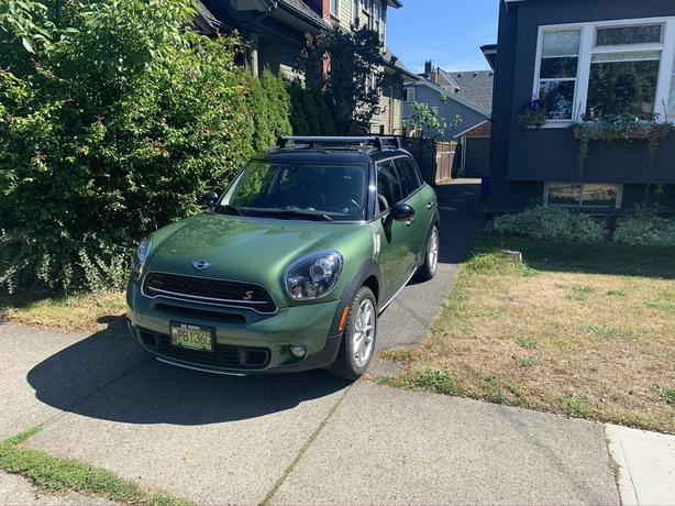 Mini Countryman CooperS All4 - looking for a good home