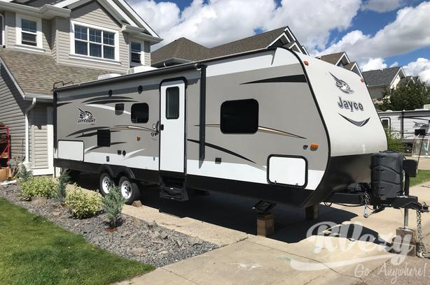 27BHS (Rent  RVs, Motorhomes, Trailers & Camper vans)