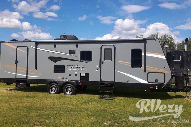 Launch BHU27 (Rent  RVs, Motorhomes, Trailers & Camper vans)