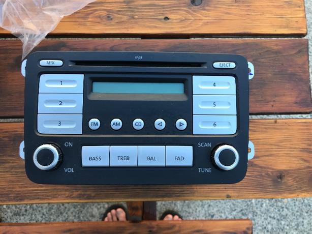 OE VW Car Radio