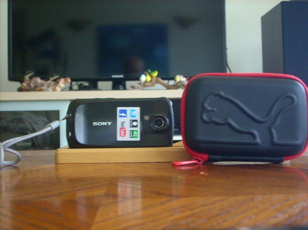 Sony Bloggie Waterproof Pocket Camera