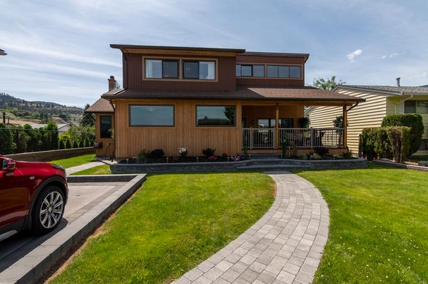 Beautiful Penticton Home Steps from the Beach