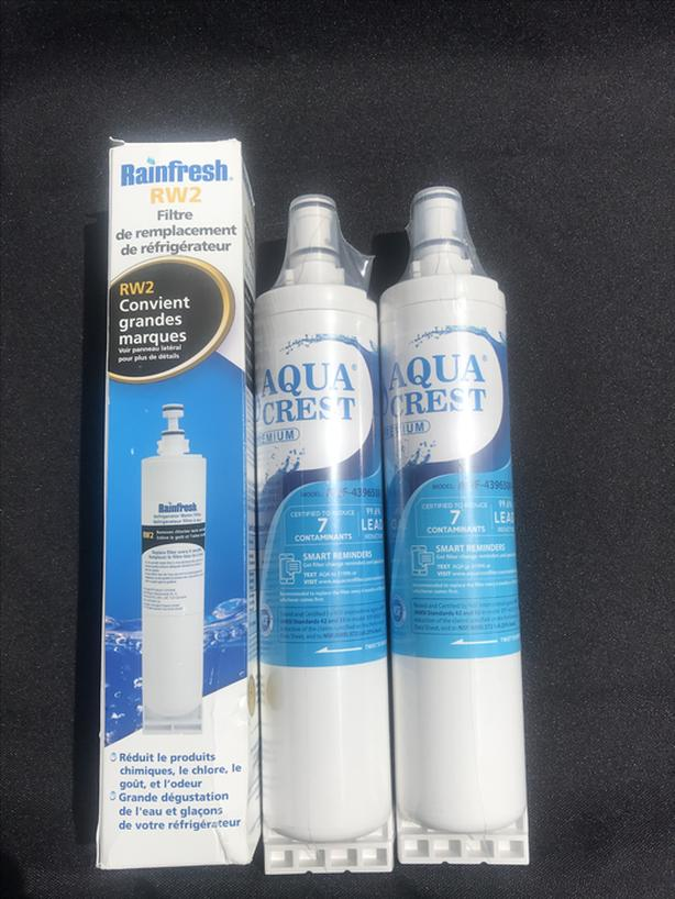 4 New Refrigerator Water Filters For Sale or Trade