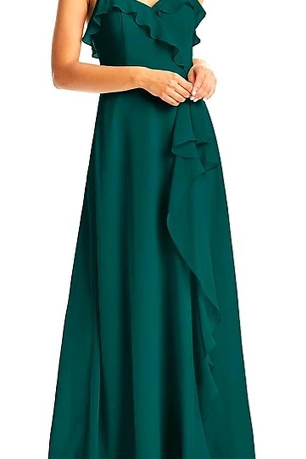 Beautiful Teal Formal Dress