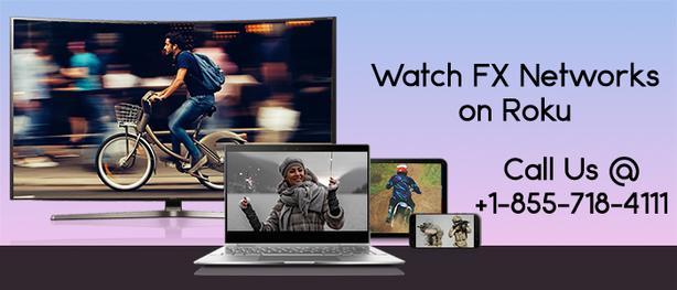 Watch Fxnetworks on Roku