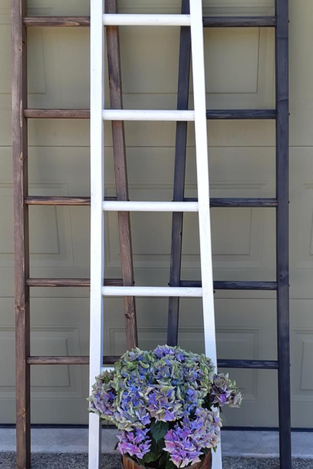 Quality Blanket Ladders