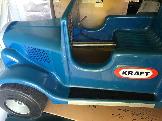 KRAFT mechanical truck