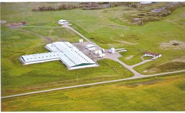 Sow Barn Facility for sale