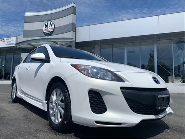2013 Mazda Mazda 3 Sport GS-SKY ACTIVE HATCHBACK SUNROOF AUTOMATIC