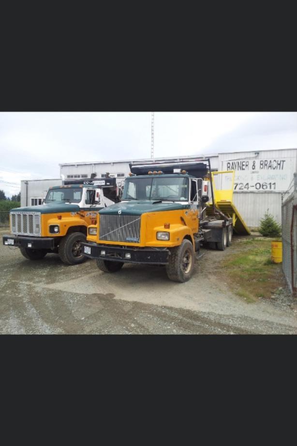 Roll Off Bins/Watertank/Storage