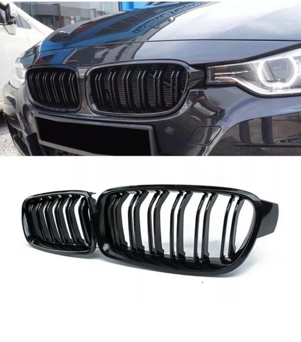 BMW Front Double Spoke Grill